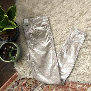 McGuire Velvet Skinny Pants